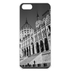 Architecture Parliament Landmark Apple Iphone 5 Seamless Case (white)