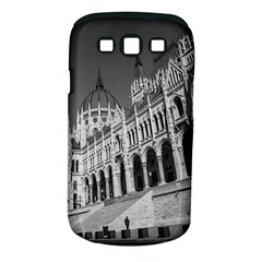 Architecture Parliament Landmark Samsung Galaxy S Iii Classic Hardshell Case (pc+silicone)