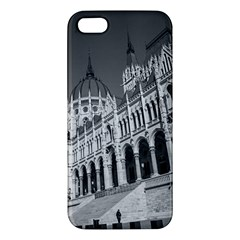 Architecture Parliament Landmark Apple Iphone 5 Premium Hardshell Case