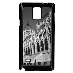 Architecture Parliament Landmark Samsung Galaxy Note 4 Case (black)