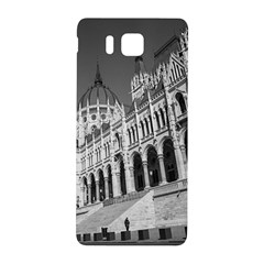 Architecture Parliament Landmark Samsung Galaxy Alpha Hardshell Back Case