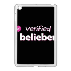 Verified Belieber Apple Ipad Mini Case (white)