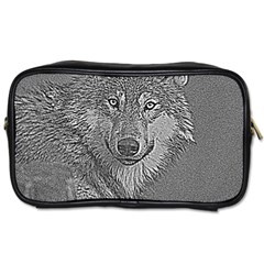 Wolf Forest Animals Toiletries Bags