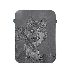 Wolf Forest Animals Apple Ipad 2/3/4 Protective Soft Cases