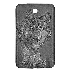 Wolf Forest Animals Samsung Galaxy Tab 3 (7 ) P3200 Hardshell Case