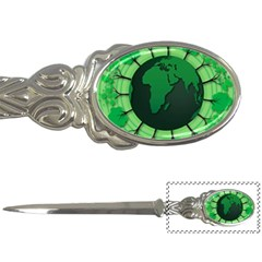 Earth Forest Forestry Lush Green Letter Openers