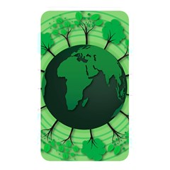 Earth Forest Forestry Lush Green Memory Card Reader