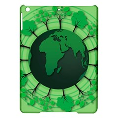 Earth Forest Forestry Lush Green Ipad Air Hardshell Cases