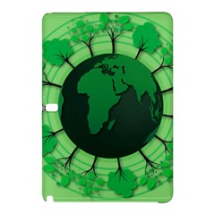 Earth Forest Forestry Lush Green Samsung Galaxy Tab Pro 10 1 Hardshell Case