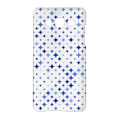 Star Curved Background Blue Samsung Galaxy A5 Hardshell Case