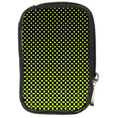 Pattern Halftone Background Dot Compact Camera Cases