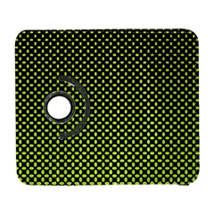 Pattern Halftone Background Dot Galaxy S3 (flip/folio)