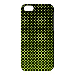 Pattern Halftone Background Dot Apple Iphone 5c Hardshell Case