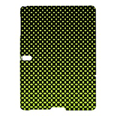 Pattern Halftone Background Dot Samsung Galaxy Tab S (10 5 ) Hardshell Case
