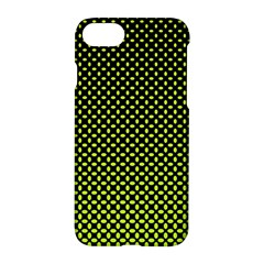 Pattern Halftone Background Dot Apple Iphone 8 Hardshell Case