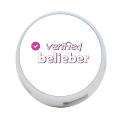 Verified Belieber 4 Port Usb Hub (two Sides)