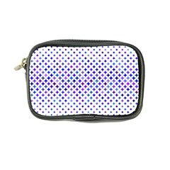 Star Curved Background Geometric Coin Purse