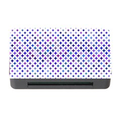 Star Curved Background Geometric Memory Card Reader With Cf