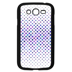 Star Curved Background Geometric Samsung Galaxy Grand Duos I9082 Case (black)
