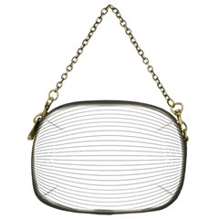 Pattern Background Monochrome Chain Purses (one Side)