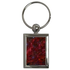 Abstract Fantasy Color Colorful Key Chains (rectangle)