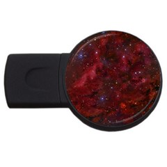Abstract Fantasy Color Colorful Usb Flash Drive Round (4 Gb)
