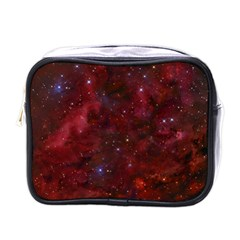 Abstract Fantasy Color Colorful Mini Toiletries Bags