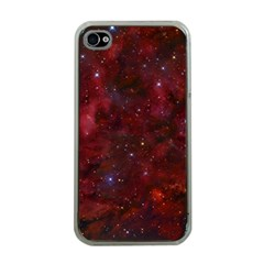 Abstract Fantasy Color Colorful Apple Iphone 4 Case (clear)