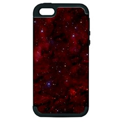 Abstract Fantasy Color Colorful Apple Iphone 5 Hardshell Case (pc+silicone)