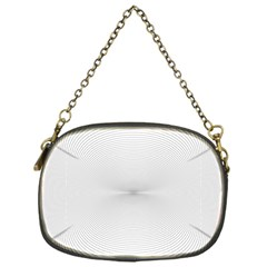 Background Line Motion Curve Chain Purses (one Side)