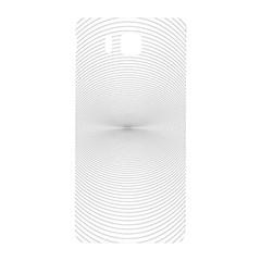 Background Line Motion Curve Samsung Galaxy Alpha Hardshell Back Case