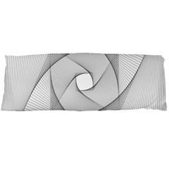 Rotation Rotated Spiral Swirl Body Pillow Case Dakimakura (two Sides)