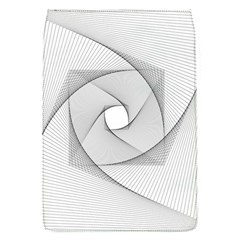 Rotation Rotated Spiral Swirl Flap Covers (s)