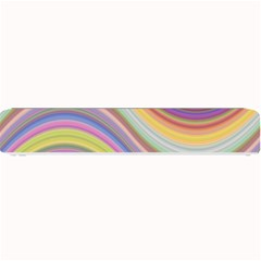 Wave Background Happy Design Small Bar Mats