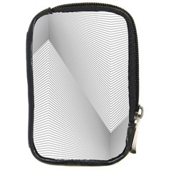 Background Pattern Stripe Compact Camera Cases