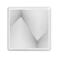 Background Pattern Stripe Memory Card Reader (square)