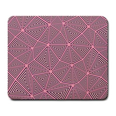 Triangle Background Abstract Large Mousepads