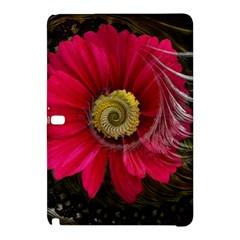 Fantasy Flower Fractal Blossom Samsung Galaxy Tab Pro 12 2 Hardshell Case