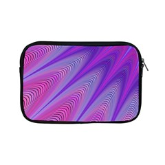 Purple Star Sun Sunshine Fractal Apple Ipad Mini Zipper Cases