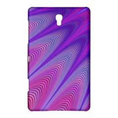 Purple Star Sun Sunshine Fractal Samsung Galaxy Tab S (8 4 ) Hardshell Case