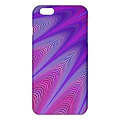 Purple Star Sun Sunshine Fractal Iphone 6 Plus/6s Plus Tpu Case