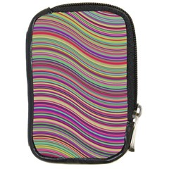 Wave Abstract Happy Background Compact Camera Cases