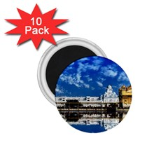 India Punjab Amritsar Sikh 1 75  Magnets (10 Pack)