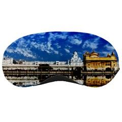 India Punjab Amritsar Sikh Sleeping Masks