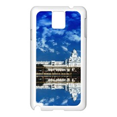 India Punjab Amritsar Sikh Samsung Galaxy Note 3 N9005 Case (white)