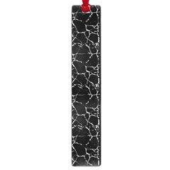 Black And White Textured Pattern Large Book Marks