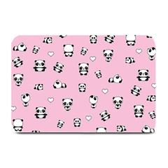 Panda Pattern Plate Mats