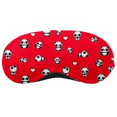 Panda Pattern Sleeping Masks