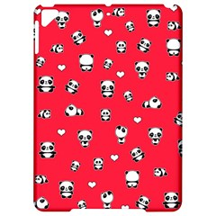 Panda Pattern Apple Ipad Pro 9 7   Hardshell Case