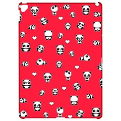 Panda Pattern Apple Ipad Pro 12 9   Hardshell Case